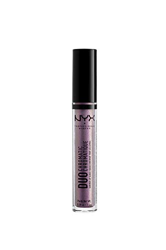 NYX PROFESSIONAL MAKEUP Duo Chromatic Lip Gloss, Gypsy Dream, 0.084 Ounce