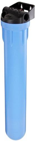 Pentek 150576 3/4#20 3G Blue Filter Housing with Bracket and Meter Mount by Pentek