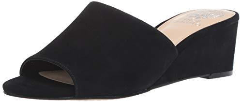 Black Vince Womens Warren Slip On Sneakers 7.5 Medium US
