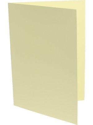 K&L 100 Hochzeitskarten Hochzeitskarten Hochzeitskarten DIN C6 gelb B003KVUOWK | Fairer Preis  2c6691