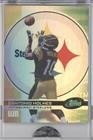 Santonio Holmes Manufacturer ENCASED Uncirculated #888/999 (Football Card) 2006 eTopps - [Base] #56