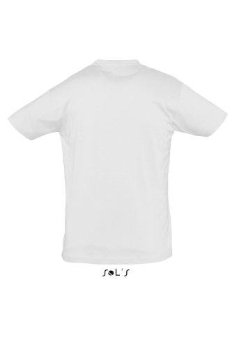 SOL´S Regent T-Shirt 150, Größe:XS, Farbe:Ash (Heather)
