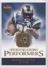 (Marshall Faulk (Football Card) 2006 Fleer Ultra - Postseason Performers #UPP-MF)