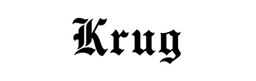 krug-family-sticker-decal-bumper-window-laptop-old-english-font-black
