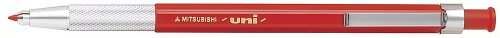 Uni Lead Holder Pencil, Holder, 2.0mm, Red (MH500.15)