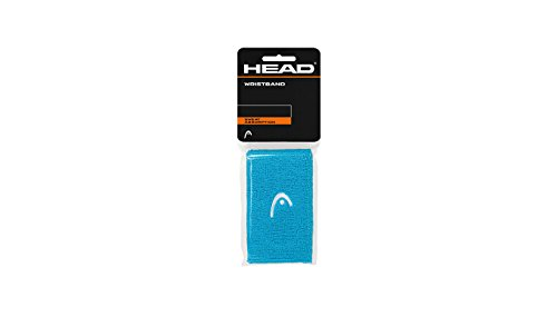 Head - Wristband 5, color turquoise