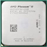 phenom ii 965 - AMD Phenom II X4 965 3.40 GHz Processor - Socket AM3 PGA-938 - Quad-core - 6 MB Cache - x Tray Pack