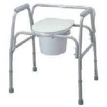 Amazon.com: `3 in 1 Bedside Commode: Health & Personal Care