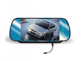 Delta Lights (01-9500-VID) Clip-On Rear View Mirror w/7