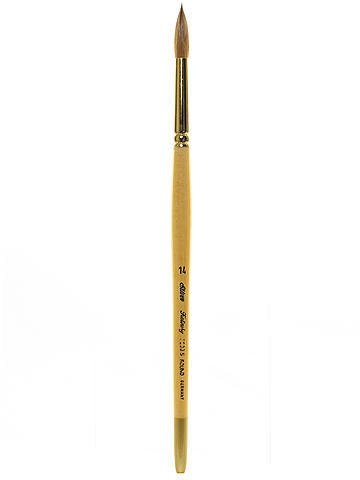 Silver Brush Kolinsky Brushes (Size: 14) - Round 1 pcs sku# 1832737MA