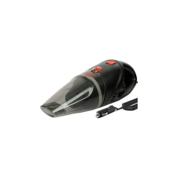 Woscher Car Vacuum Cleaner-2003,Corded High Power for Quick Car Cleaning, DC 12V, 140W 5000PA,Portable Auto Vacuum