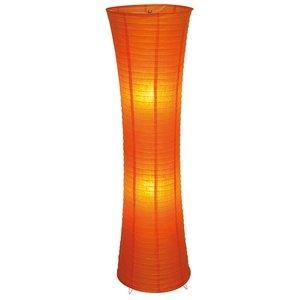 Floor Lamp Orange Lamp Design Lamp Design Lamp Rice Paper Rice