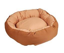 Cama Ovalada Camilla de relleno de cojín perro (Perros Colchón Cama Donut Diámetro 80 cm: Amazon.es: Productos para mascotas