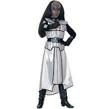 KLINGON FEMALE DLX STANDARD (Klingon Female Costume)