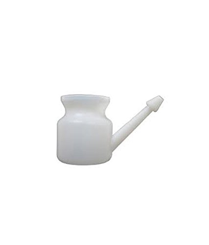 Amazon.com: Evergreen Jal Neti Lota Plastic 11 x 18 x 9 ...