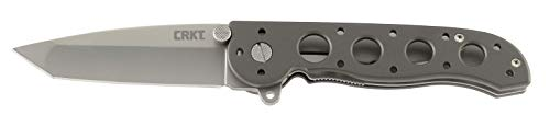 CRKT M16-02S Classic Folding Pocket Knife, Plain Edge ()