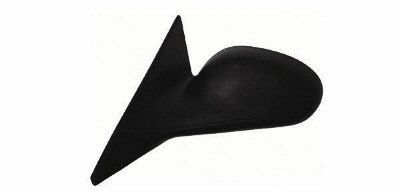 Make Auto Parts Manufacturing - Driver Side Power Door Mirror For Ford Mustang, Left Side Mirror Without Heat, Non-folding, Without Turn Signal Black Textured Rear View Mirror – FO1320162 (Ford Mustang Left Door Mirror)