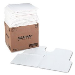 GPP211 - GRAHAM PROFESSIONAL PRODUCTS Disposable Exam Capes