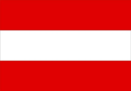 Home Comforts Peel-n-Stick Poster of Austria Country Flag Europe Vienna Arnold Decor Vivid Imagery Poster 24 x 16 Adhesive Sticker Poster Print