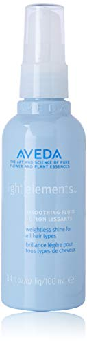 Aveda Light Elements Smoothing Fluid Lotion for Unisex, 3.4 ()