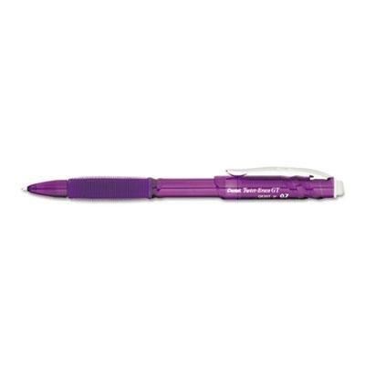 Pentel - 8 Pack - Twist-Erase Gt Pencils 0.7 Mm Violet ''Product Category: Writing & Correction Supplies/Pencils''