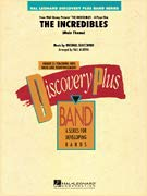 (Hal Leonard The Incredibles (Main Theme) - Discovery Plus Concert Band Series Level 2 arranged by Paul Murtha )
