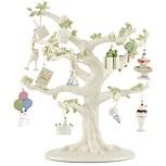 Happy Birthday 12-piece Ornament Set by Lenox
