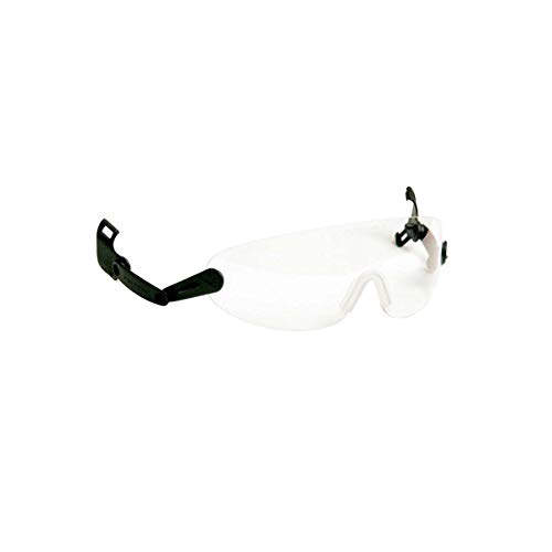 3M Integrated Protective Eyewear HIE601AF Clear Anti-Fog Lens, 20 EA/Case