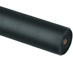 Airug MAT123BK Anti-Fatigue Mat, 4' x 16', Black