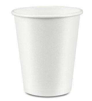 - SENARR Paper Coffee Cups Hot Drinks, Coffee, Tea (10 ounces Squat   100 pack, White)