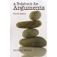 A Rulebook for Arguments by Anthony Weston [Hackett Pub Co,2008] (Paperback) 4th Edition