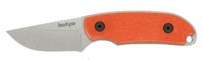 Kershaw 1080OR Fixed Blade Skinning Knife, Outdoor Stuffs