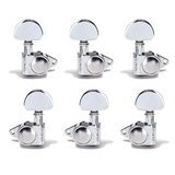 - Fastmusic 3L3R chrome Grover Style Guitar String Tuning Pegs Keys Tuners Machine Heads Acoustic Electric Guitar
