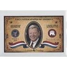 James M. Inhofe (Trading Card) 2009 Executive Trading Series 1/2 - [Base] #OK1S