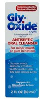Gly-Oxide Liquid Antiseptic Oral Cleanser -- 2 fl - Gly Oxide Cleanser