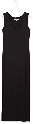 FIND Vestido Largo De Verano sin Mangas para Mujer Negro (Black)