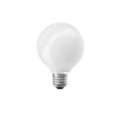 Osram Sylvania 40W 120V Globe G25 E26 Soft White Incandescent Bulb (Globe Sylvania Incandescent)