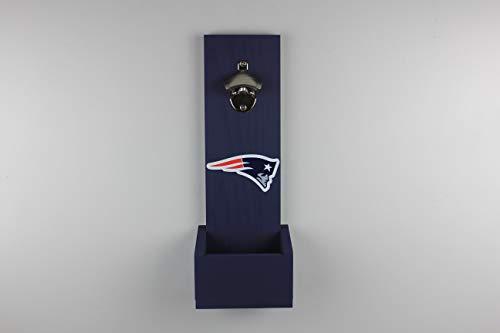 New England Patriots Bottle Opener - Flying Elvis Logo