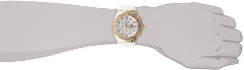 TechnoMarine Men s 110050 Cruise Original Star Chronograph Silver Dial Watch