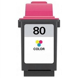 - Ink Now Compatible Cartridge Replacement Lexmark 12A1980, 80, Works Z11, Z31; Jetprinter 3200, 5000, 5700, 5770, 7000, 7200; IJ300, IJ700, IJ750, IJ900; Optra Color 40, 45