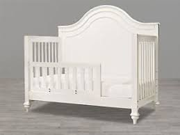 Built to Grow Toddler Bed Kit Safety Rail w/Daybed Conversion Kit for Young America Cribs (Cherry) by CC KITS (Image #4)
