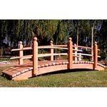 Engels Redwood Garden Bridge, 10 feet
