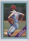 Steve Bedrosian (Baseball Card) 1988 O-Pee-Chee - Box Bottoms - Blank Back #B