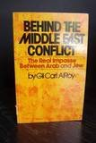 Behind the Middle East Conflict, Gil C. Alroy, 0399115250