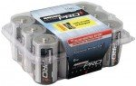 620-ALD-12 - D - Alkaline Reclosable Batteries, Rayovac - Pack of 12