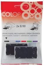 sello Colop 107110/E//200/2/Coj/ín en Ampolla color azul