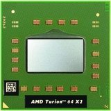 AMD Turion 64 X2 Dual-core TL-62 2.1GHz Mobile Processor