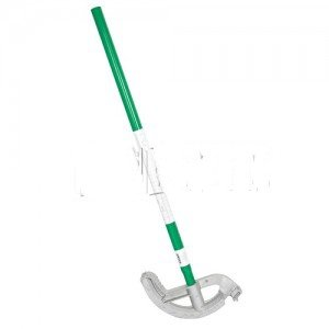"""Greenlee 842AH Site-Rite Aluminum Hand Bender Head with Handle for 1"""" EMT and 3/4"""" Rigid/IMC-2PK"""