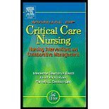 Manual of Critical Care Nursing - Text and E-Book Package : Nursing Interventions and Collaborative Management, Baird, Marianne Saunorus and Keen, Janet Hicks, 0323059384
