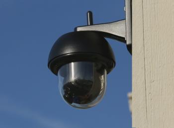 Motorola 2360 indoor and outdoor video pet monitor